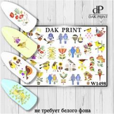 Dak Print, Слайдер-дизайн №1498