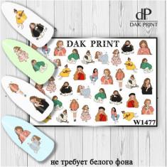Dak Print, Слайдер-дизайн №1477