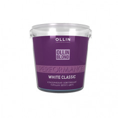 OLLIN, Осветляющий порошок Blond Performance, 500 г OLLIN PROFESSIONAL