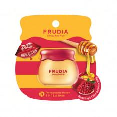 бальзам для губ с гранатом 3 в 1 frudia pomegranate honey 3 in 1 lip balm