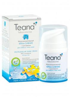 Крем-сияние для лица TEANA