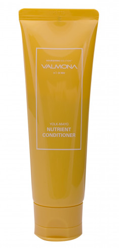 EVAS Кондиционер для волос Питание / VALMONA Nourishing Solution Yolk-Mayo Nutrient Conditioner 100 мл