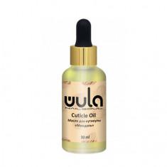 WULA Nailsoul, Масло для кутикулы «Миндаль», 30 мл