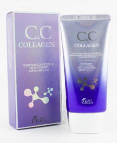 СС-крем с коллагеном Ekel CC Cream Collagen 50мл
