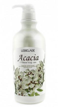 Гель для душа расслабляющий с экстрактом акации Lebelage Relaxing Body Cleanser Acacia 750 мл
