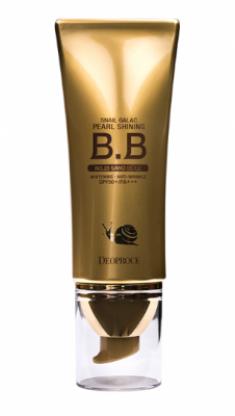 BB-Крем сияющий с муцином улитки DEOPROCE SNAIL GALAC PEARL SHINING BB №23 40г