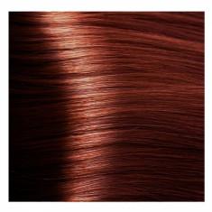 KAPOUS NA 7.44 краска для волос, интенсивный медный блонд / Magic Keratin 100 мл