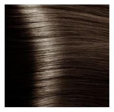 KAPOUS HY 6.757 краска для волос, темный блондин пралине / Hyaluronic Acid 100 мл