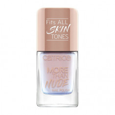 CATRICE, Лак для ногтей More Than Nude №04, Shimmer Pinky Swear