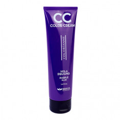 колорирующий крем фиолетовый brelil cc color cream 150 мл.