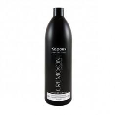 Кремообразная окислительная эмульсия «Hyaluronic Cremoxon» 1,5% с гиалуроновой кислотой, 1000 мл (Kapous Professional)