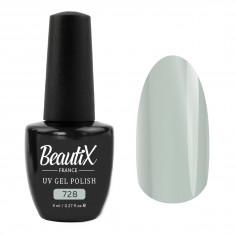 BEAUTIX 728 гель-лак для ногтей / LA SENSATION 8 мл