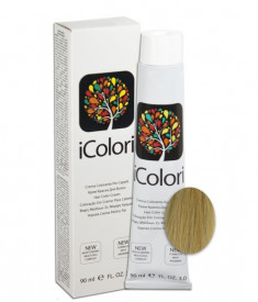 KAYPRO 12.1 краска для волос, экстра супер-платиновый пепельный блондин / ICOLORI 100 мл