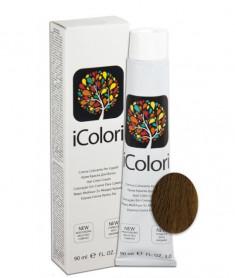 KAYPRO 7.73 краска для волос, каштановый блондин / ICOLORI 90 мл