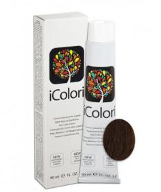 KAYPRO 5.23 краска для волос, светло-табачный коричневый / ICOLORI 90 мл