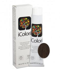 KAYPRO 5.3 краска для волос, светло-каштановый золотистый / ICOLORI 90 мл