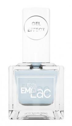 E.MI 058 лак ультрастойкий для ногтей, Аквамарин / Gel Effect 9 мл