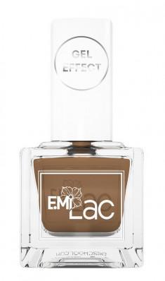 E.MI 012 лак ультрастойкий для ногтей, Сепия / Gel Effect 9 мл