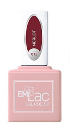 E.MI 071 DV гель-лак для ногтей, Мерло / E.MiLac 6 мл