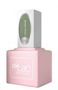 E.MI 122 TGR гель-лак для ногтей, Дымчатый нефрит / E.MiLac 6 мл