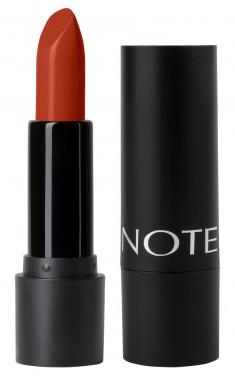 NOTE COSMETICS Помада кремовая для губ 12 / Deep Impact Lipstick 4,5 г