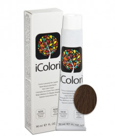 KAYPRO 6.33 краска для волос, интенсивный темно-русый золотистый / ICOLORI 100 мл
