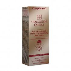 Compliment Collagen Expert Коллагеновый Крем-заполнитель ночной для лица 50мл