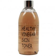 Realskin Тонер для лица Соевые бобы Healthy vinegar skin toner Black bean 300 мл