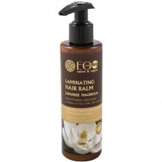 Ecolab Бальзам ламинирующий для волос гладкость и блеск 200 мл