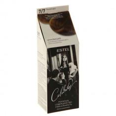 Estel Celebrity Краска-уход для волос тон 7/7 лесной орех