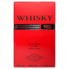 WHISKY RED Туалетная вода мужская 100мл