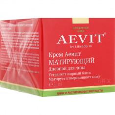 Aevit by Librederm крем матирующий дневной 50 мл