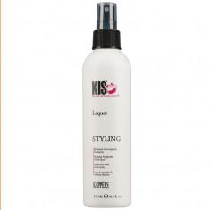 KIS LAQUER Лак для волос максимальной фиксации 250 мл
