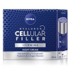 Nivea Hyaluron Cellular Filler ночной крем 50мл