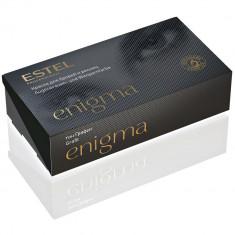 Estel Enigma Краска для бровей и ресниц тон Графит, набор