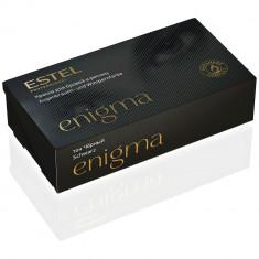 Estel Enigma Краска для бровей и ресниц тон Черный, набор