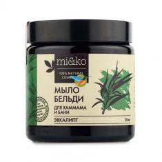 Мико Мыло Бельди для хаммама и бани 120мл МиКо
