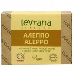 Levrana Мыло ручной работы Алеппо, натуральное 100 г