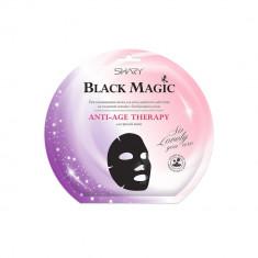 Shary Black magic Разглаживающая маска для лица ANTI-AGE THERAPY 20г