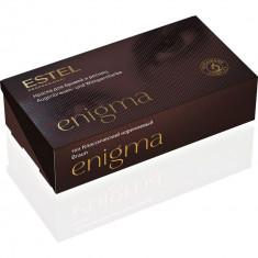 Estel Enigma Краска для бровей и ресниц тон классический коричневый, набор