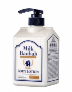 Лосьон для тела для всей семьи Milk Baobab Family Body Lotion 500мл
