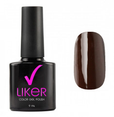 RUNAIL 4510 гель-лак для ногтей / Liker 9 мл
