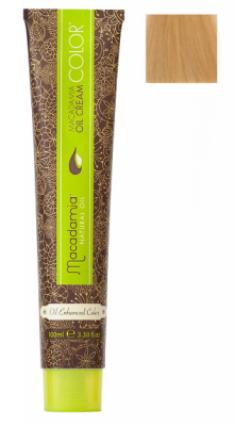 Краска для волос Macadamia Oil Cream Color 9.03 ОЧЕНЬ СВЕТЛЫЙ ТЕПЛЫЙ БЛОНДИН 100мл