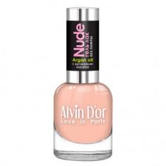 Alvin D'or, Лак-гель Nude №25