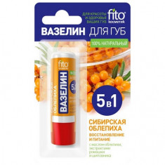 Fito, Вазелин для губ «Сибирская облепиха»