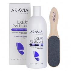 ARAVIA Professional, Лосьон для удаления мозолей «Жидкий педикюр», 500 мл