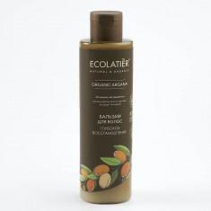 Ecolatier GREEN Бальзам для волос Глубокое восстанавление Аргана 250мл