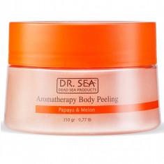 Dr.Sea Ароматический пилинг для тела с маслами папайи и дыни 320мл [229]