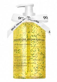 Гель для душа свободная любовь 9СС Freedom love aroma body wash 500мл 9CC