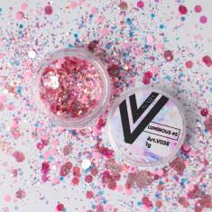 Vogue Nails, Блестки для ногтей Luminous №5